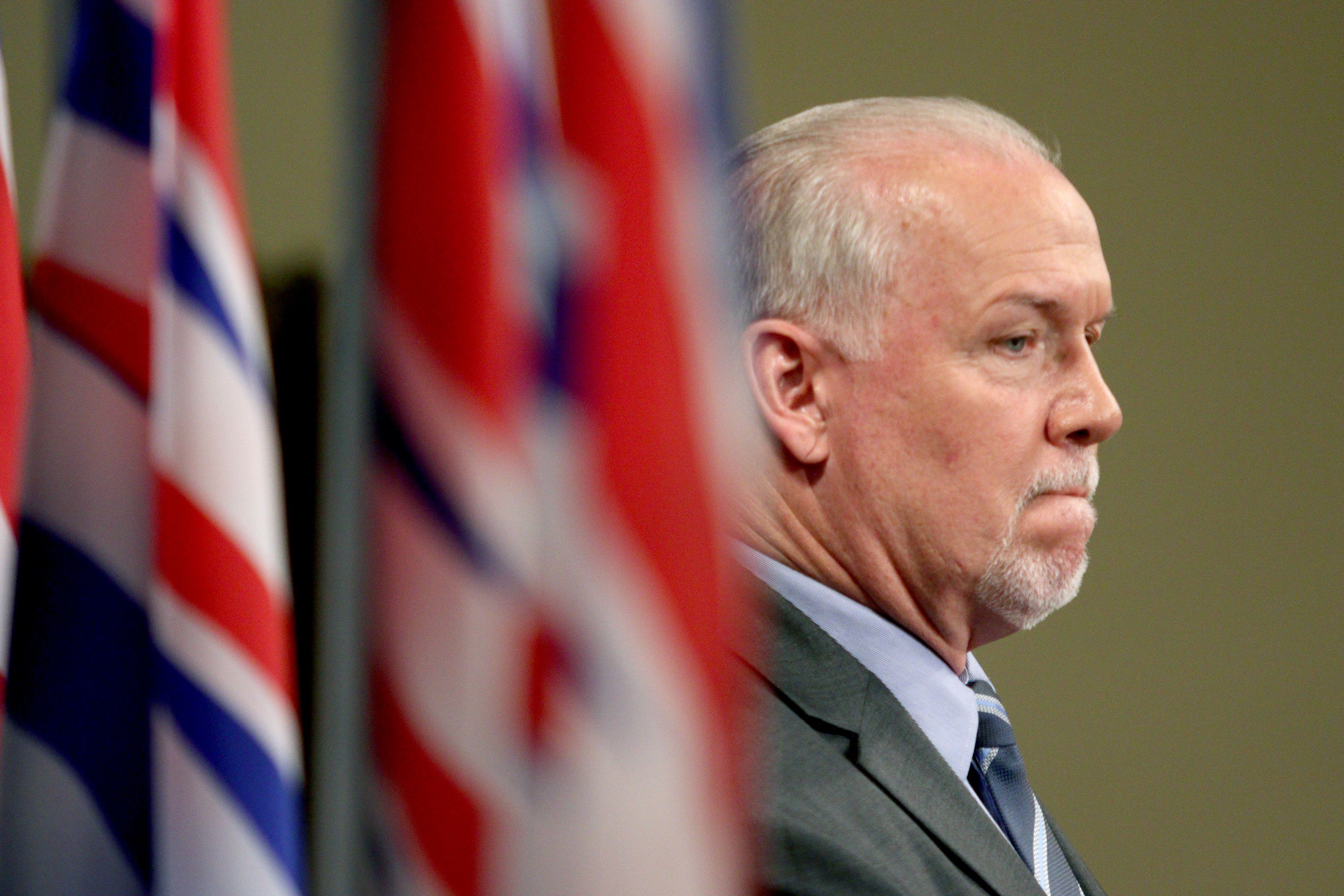 B.C.'s toolbox is almost empty, Trans Mountain readies shovels