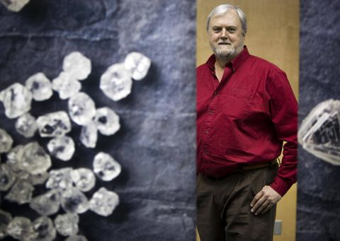 Robert Gannicott had an adventurous and brilliant mining career