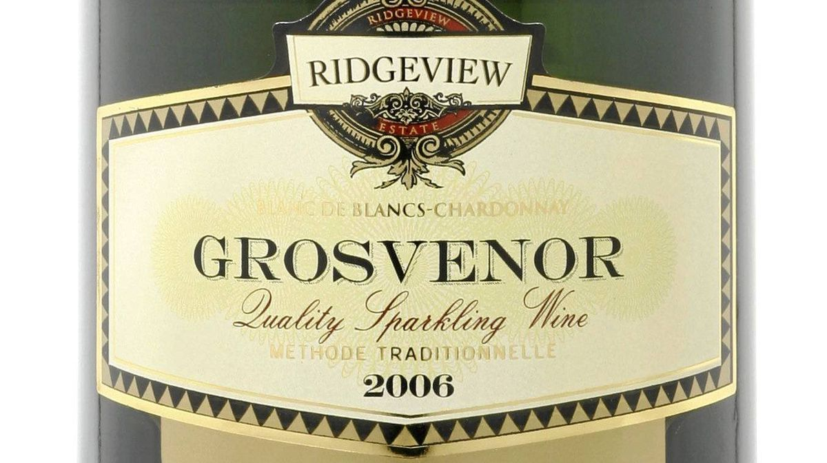 Ridgeview Grosvenor 2006