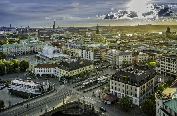 Gothenburg: The world's most sustainable city