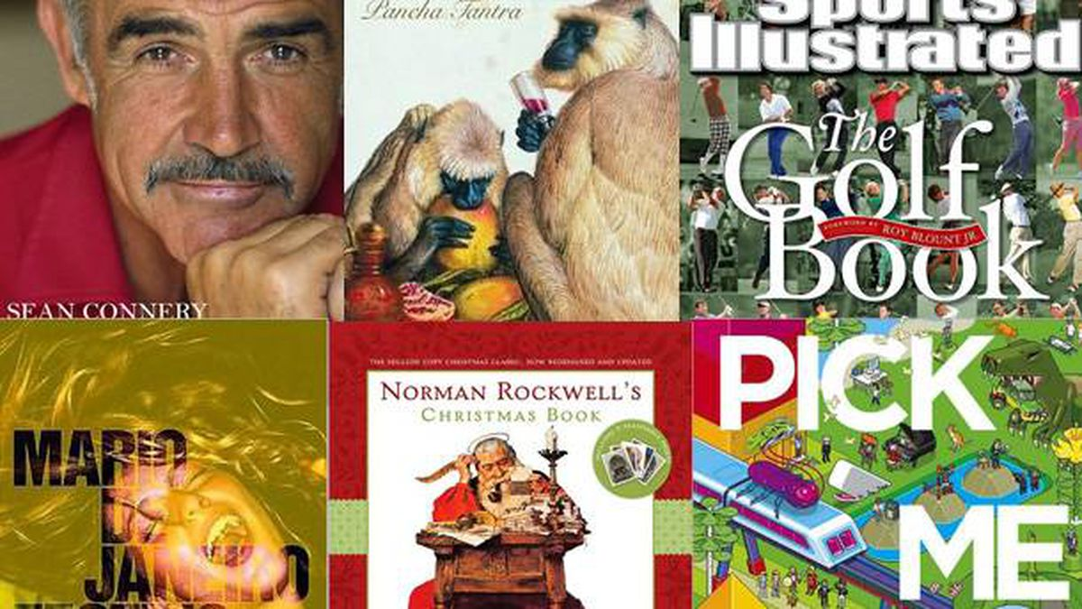 The 2009 Gift Book Guide, Part II - The Globe and Mail