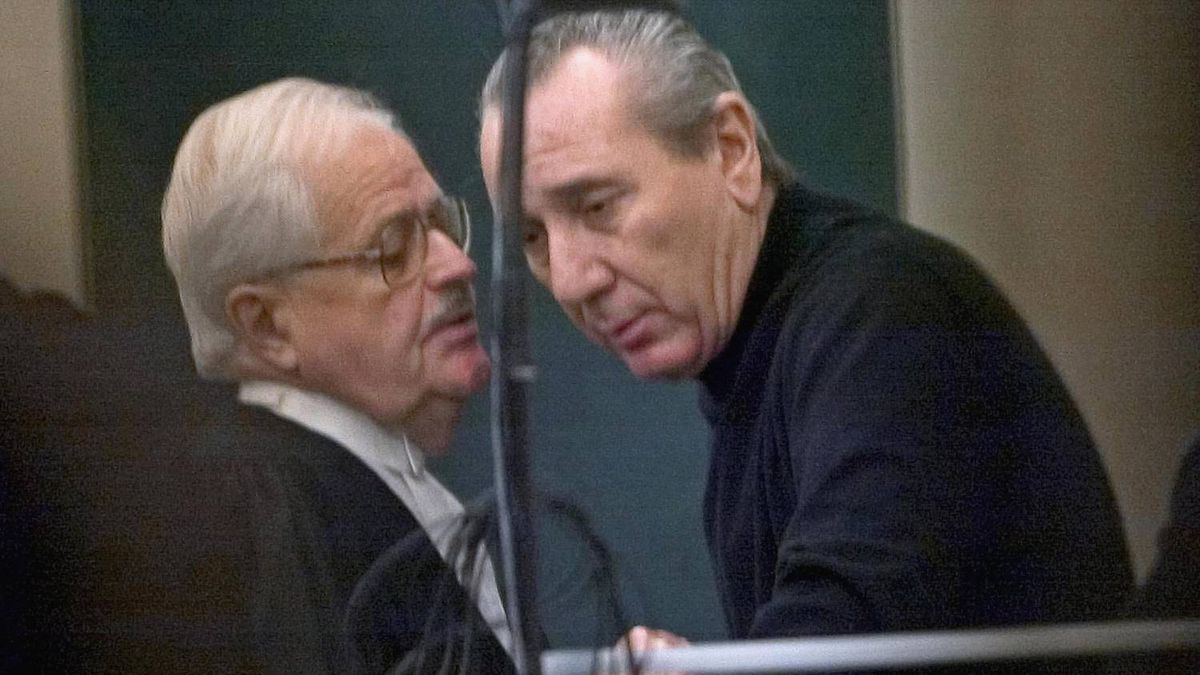 "VITO RIZZUTO: Known as Montreal's Teflon Don, the Canadian Mafia boss, currently imprisoned in the United States, and his family opened accounts with UBS and Credit Suisse in the 1980s. One account opened by his mother Libertina, which named Vito as a proxy for the account, was called ""El Tigre."" Mr. Rizutto, right, is due to be released in 2012, but still faces an arrest warrant in Italy."