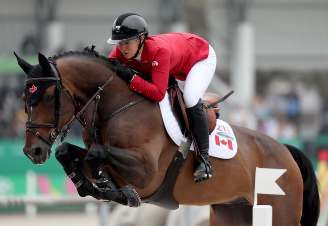 Equestrian star Nicole Walker suspended after testing positive for banned substance
