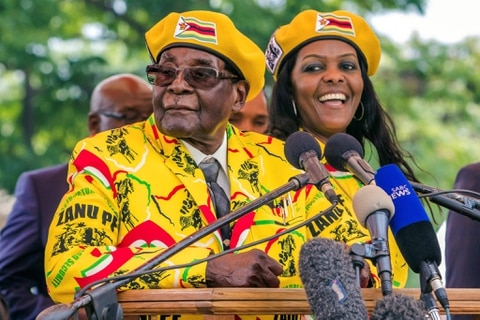Nov 20: Mugabe refuses to step down