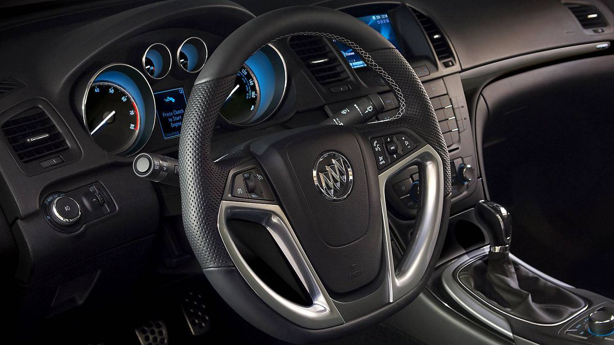 Buick Regal ($31,990 base): Based on a Opel model designed for Europe, the Regal is handsome and fun to drive.