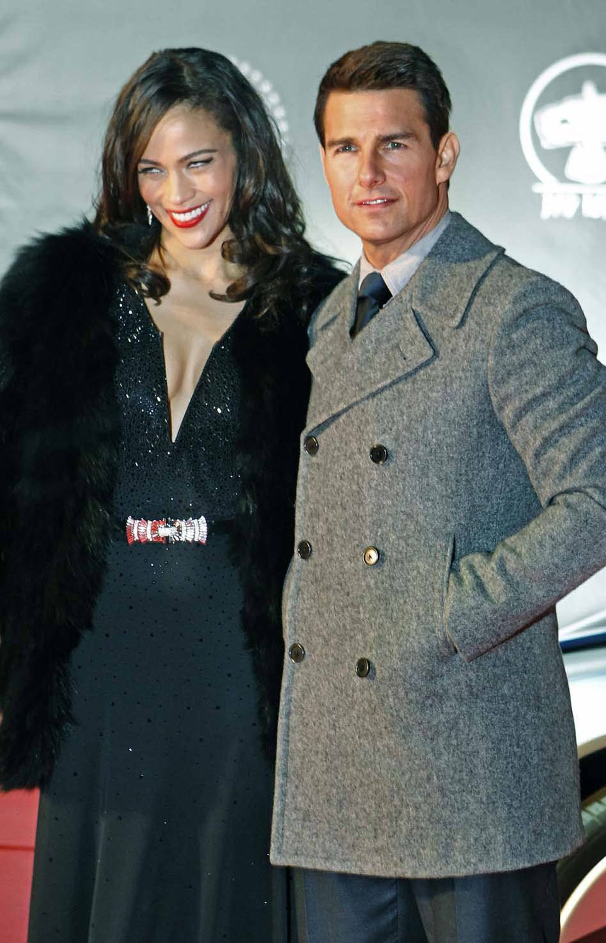 "Tom Cruise works his lady-killer magic on costar Paula Patton at the premiere of ""Mission: Impossible - Ghost Protocol"" in Moscow last week."