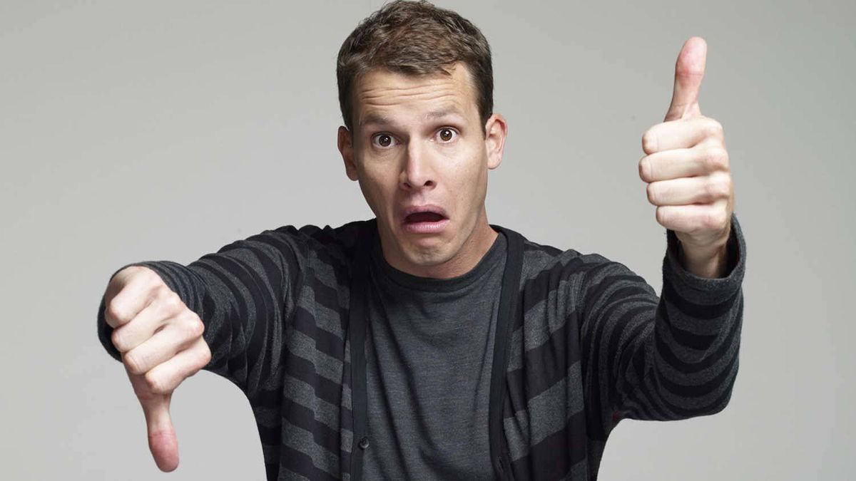 "Daniel Tosh, host of ""Tosh.0"""