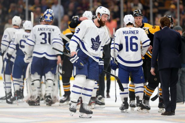 Falling Leafs, downed Jets, extinguished Flames – and Canada's declining ownership of hockey