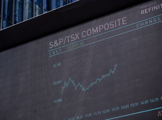 At the open: TSX dips as losses in miners, dismal manufacturing data weigh