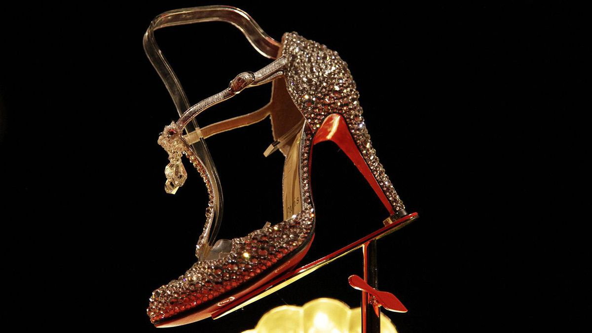 'What PPR does via Yves Saint Laurent is breaking my trademark, which I find incredibly offensive,' Louboutin said.