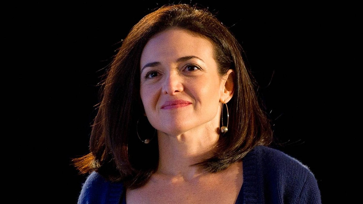 Sheryl Sandberg, chief operating officer at Facebook, walks onto the stage during the APEC Women and the Economy Summit in San Francisco on Thursday, Sept. 15, 2011.