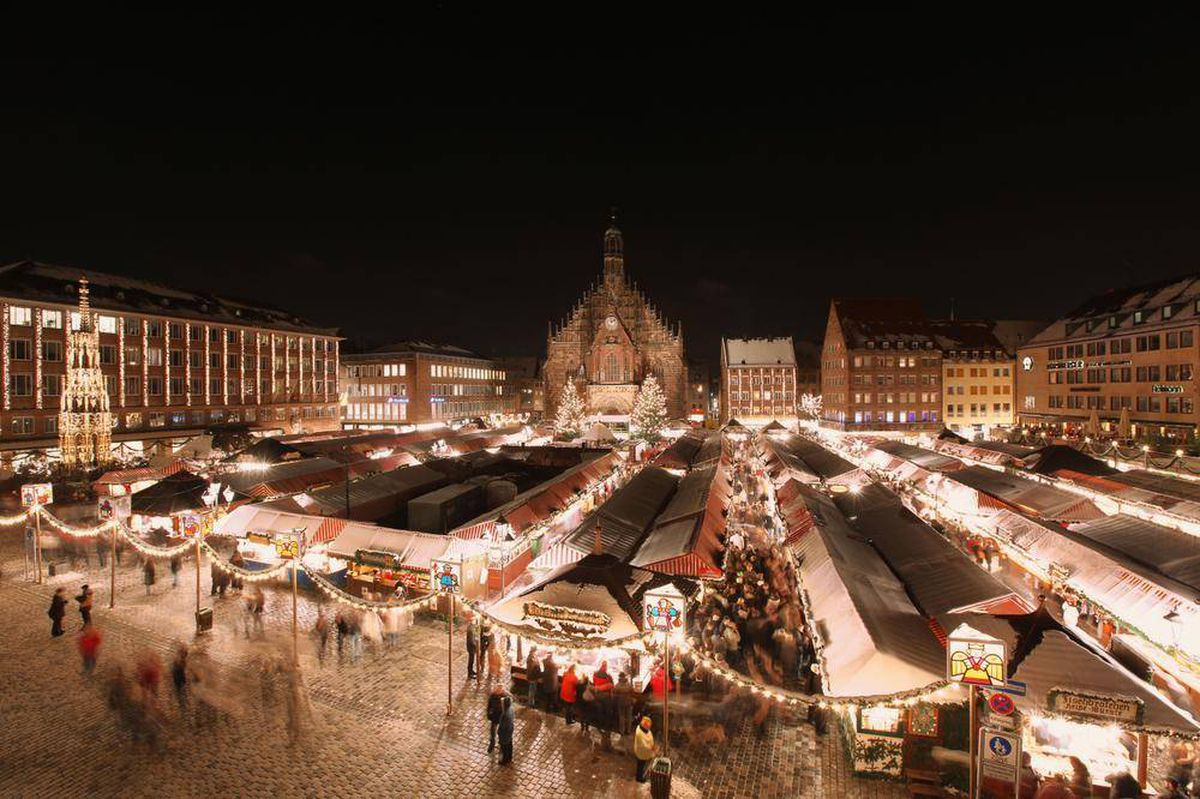 Germany\'s Christmas Markets: A place where holiday shopping ...
