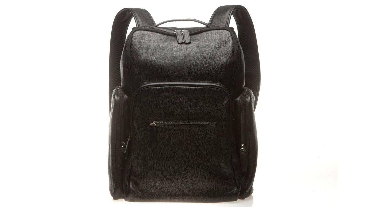 Danier Backpack $179 through www.danier.com
