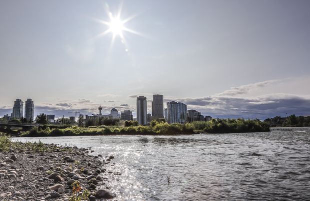 Calgary officials seek source of river pollution after three years of elevated bacteria levels
