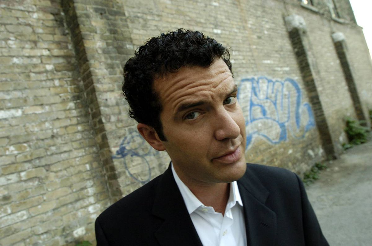 """RICK MERCER, host, """"The Rick Mercer Report"""": """"Absolutely. I always get a flu shot, and seeing as how this is H1N1, why would I not get it? Every doctor I know tells me I should get it. Plus I do everything that my government tells me to do."""""""