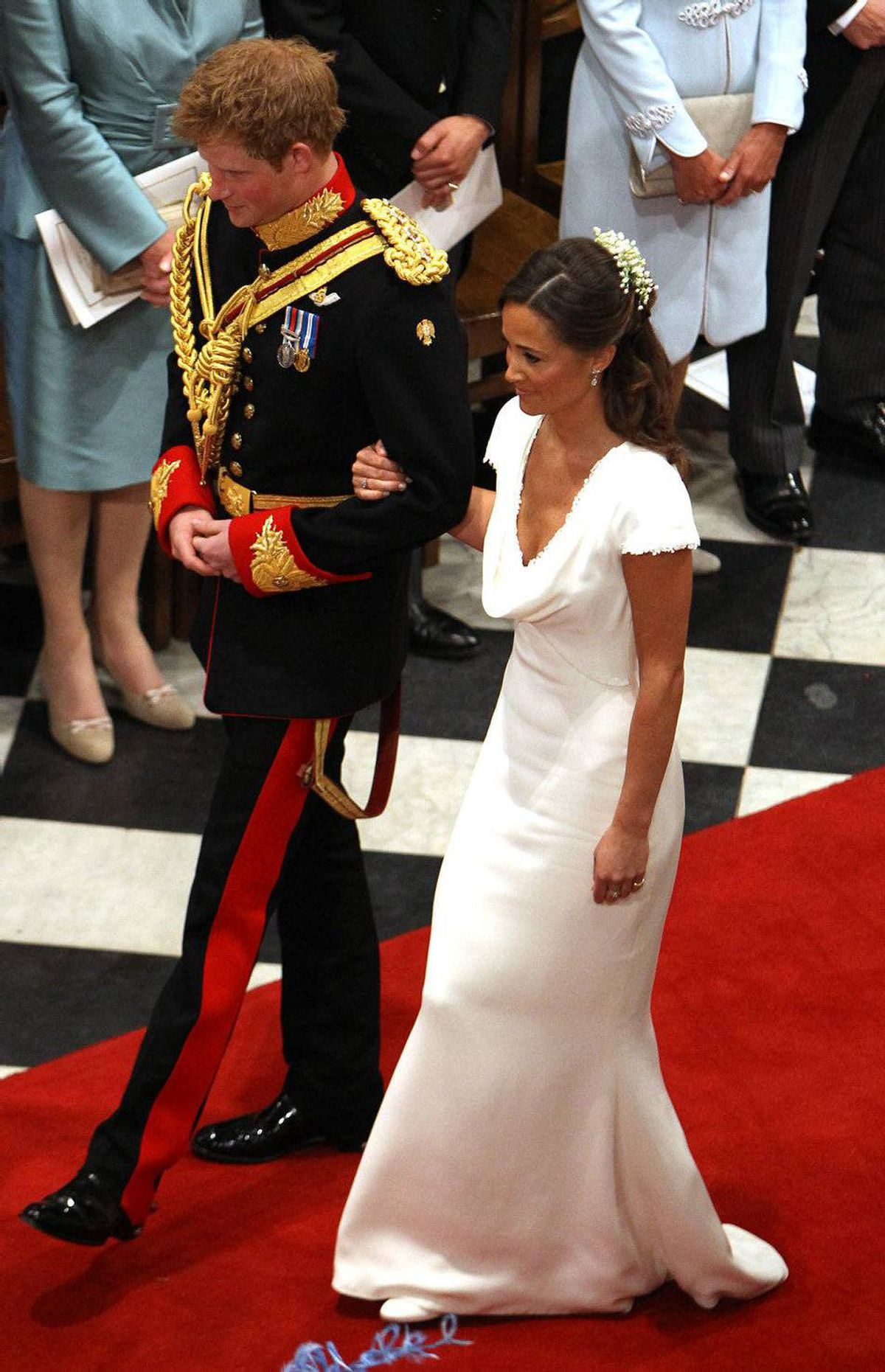 The secondary Pippa scandal turned out to be nothing more than royal watchers' wishful thinking. Despite rumours, Prince Harry and Pippa did not become an item after the wedding.