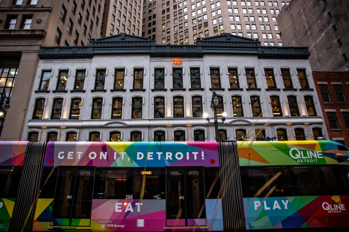 Thanks to a billionaire, Detroit is new and improved – but for whom? - The Globe and Mail
