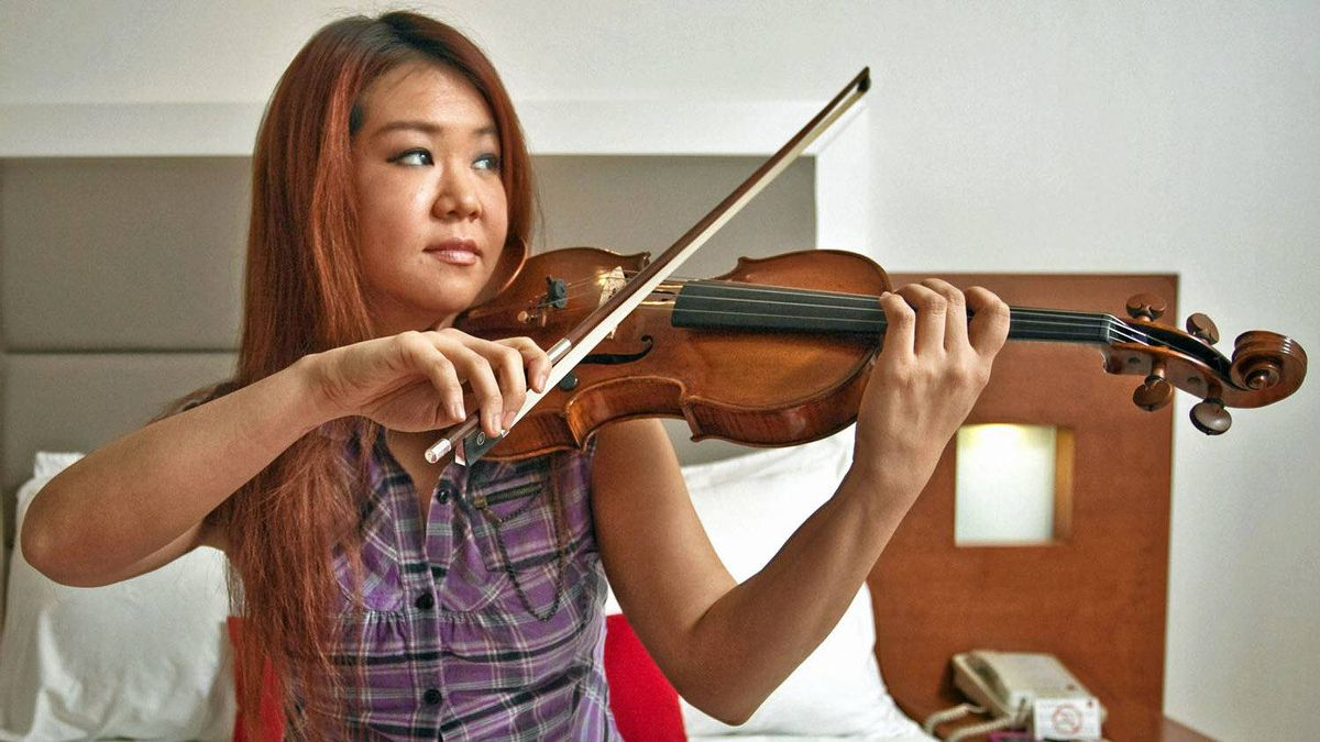 'I'm a professional musician … doing a job,' says Kang, 'but I also feel like I'm serving a purpose that's bigger than me.'