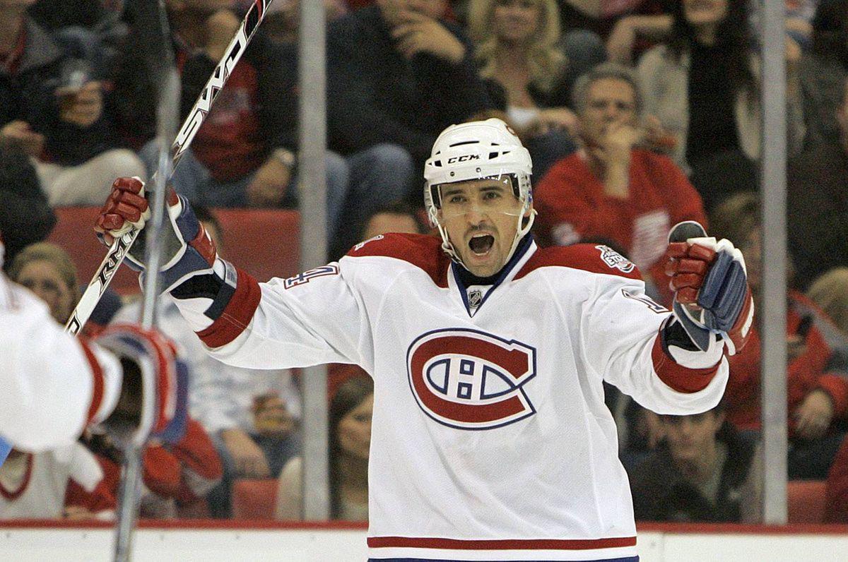 Montreal Canadiens centre Tomas Plekanec has had three straight 20-goal campaigns.