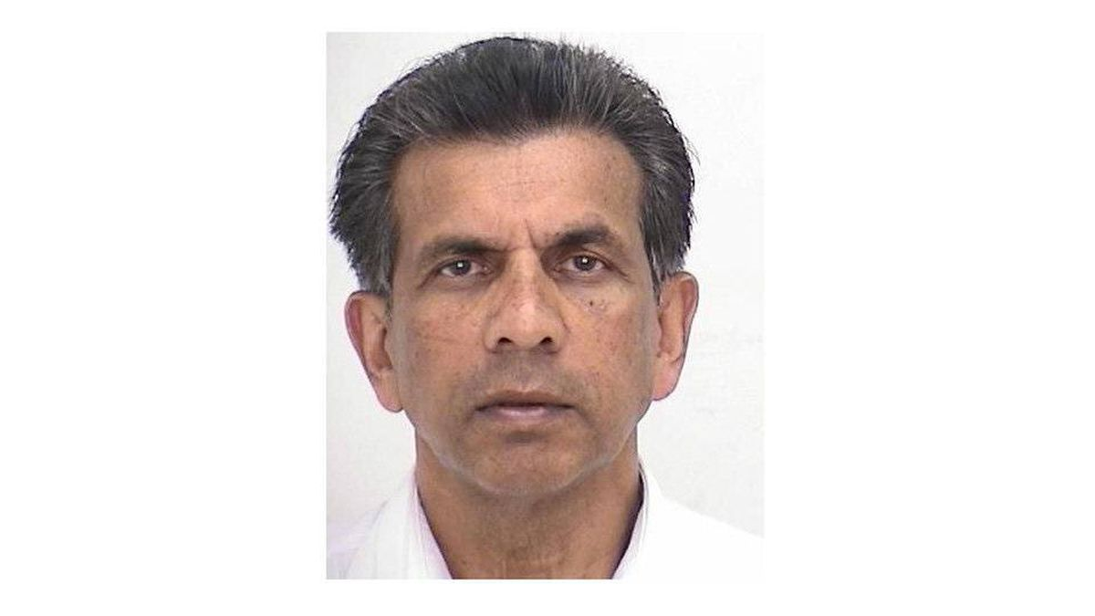 A photo of George Doodnaught, 61, provided by the Toronto Police