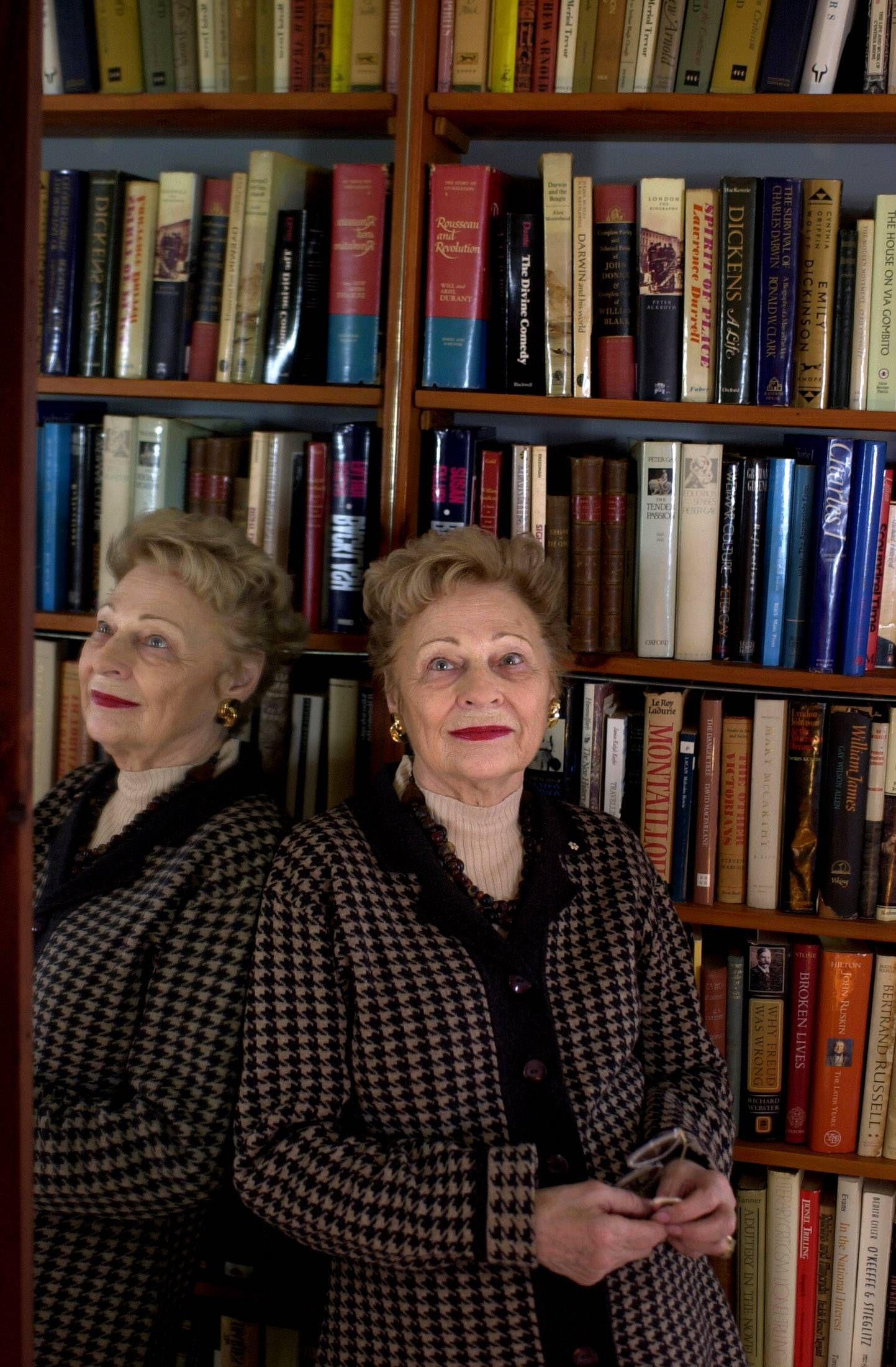 Phyllis Grosskurth: Brilliant biographer relished a challenge