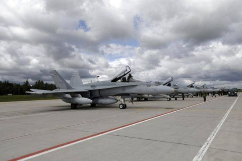 Canada balks at NATO push to increase defence spending