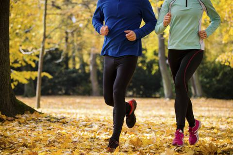 How to go from the couch to running 5K in eight weeks