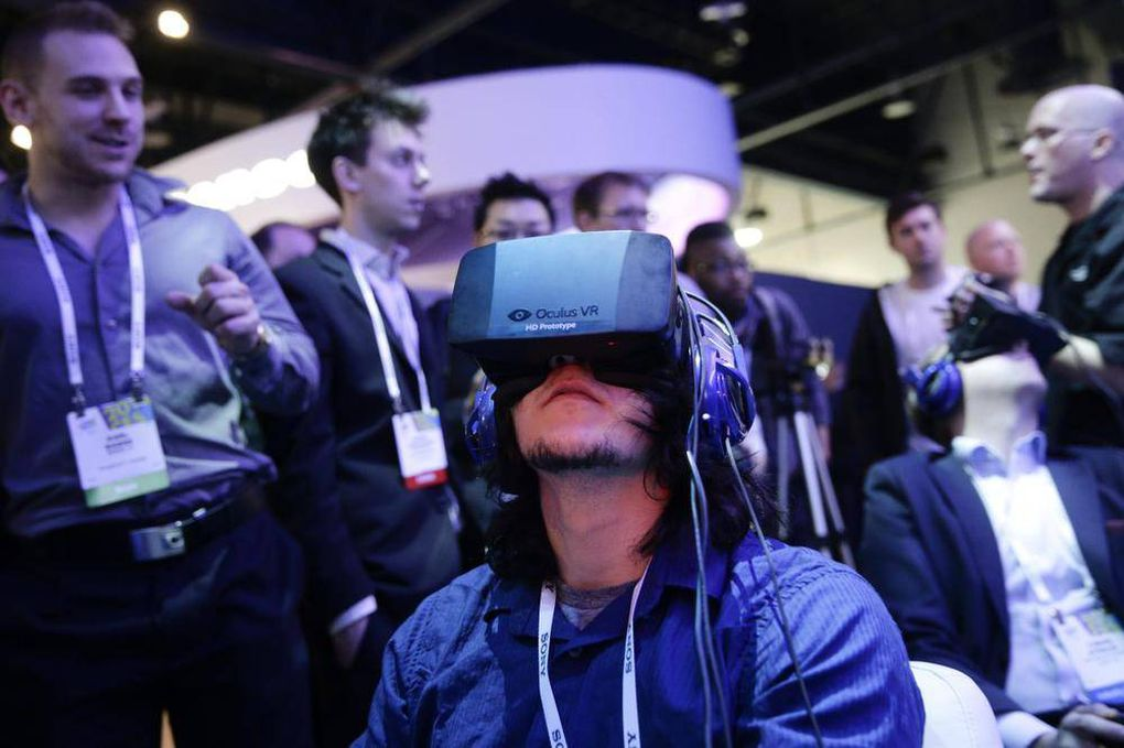 CES gets weird: Scenes from the show floor