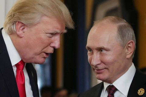 Putin: It is not up to me to evaluate President Trump's activities
