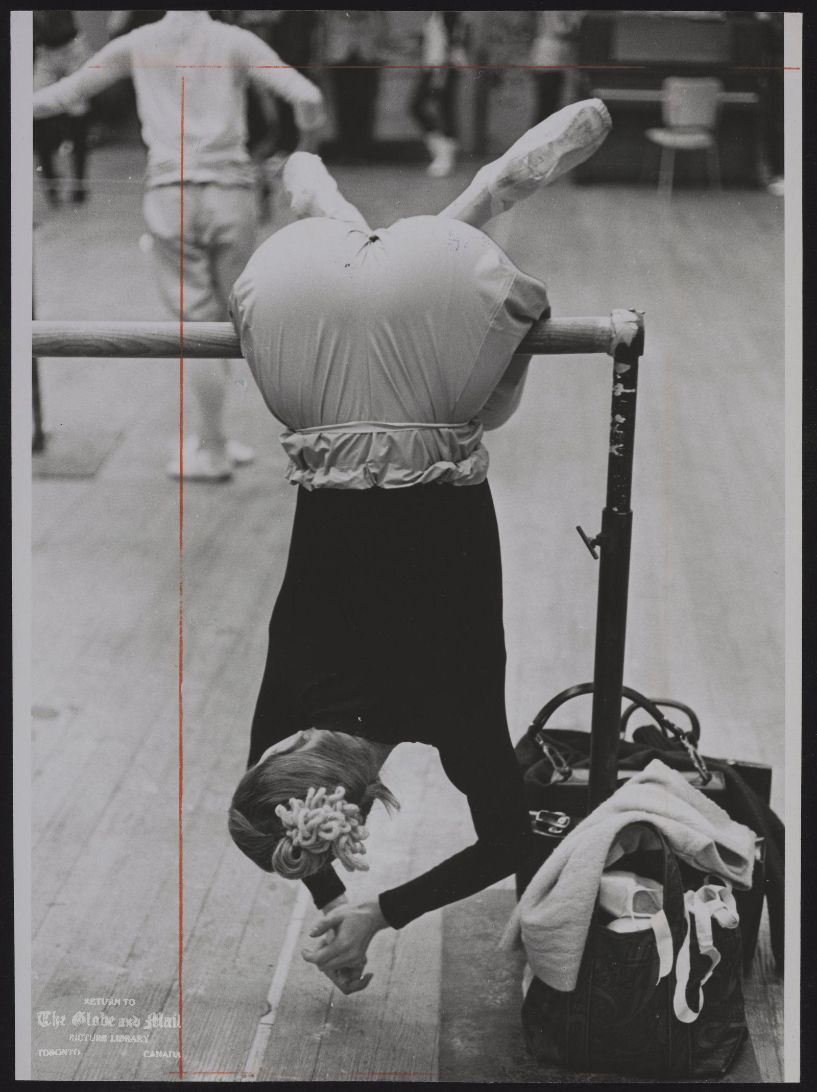 Karin von AROLDINGEN New York. Ballet