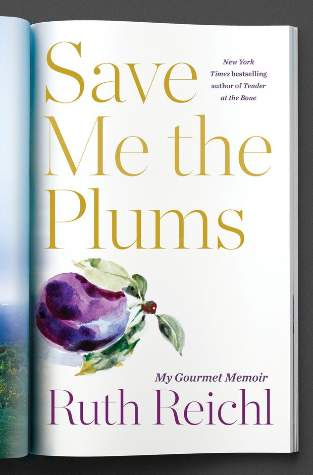 What's new in cookbooks and food memoirs