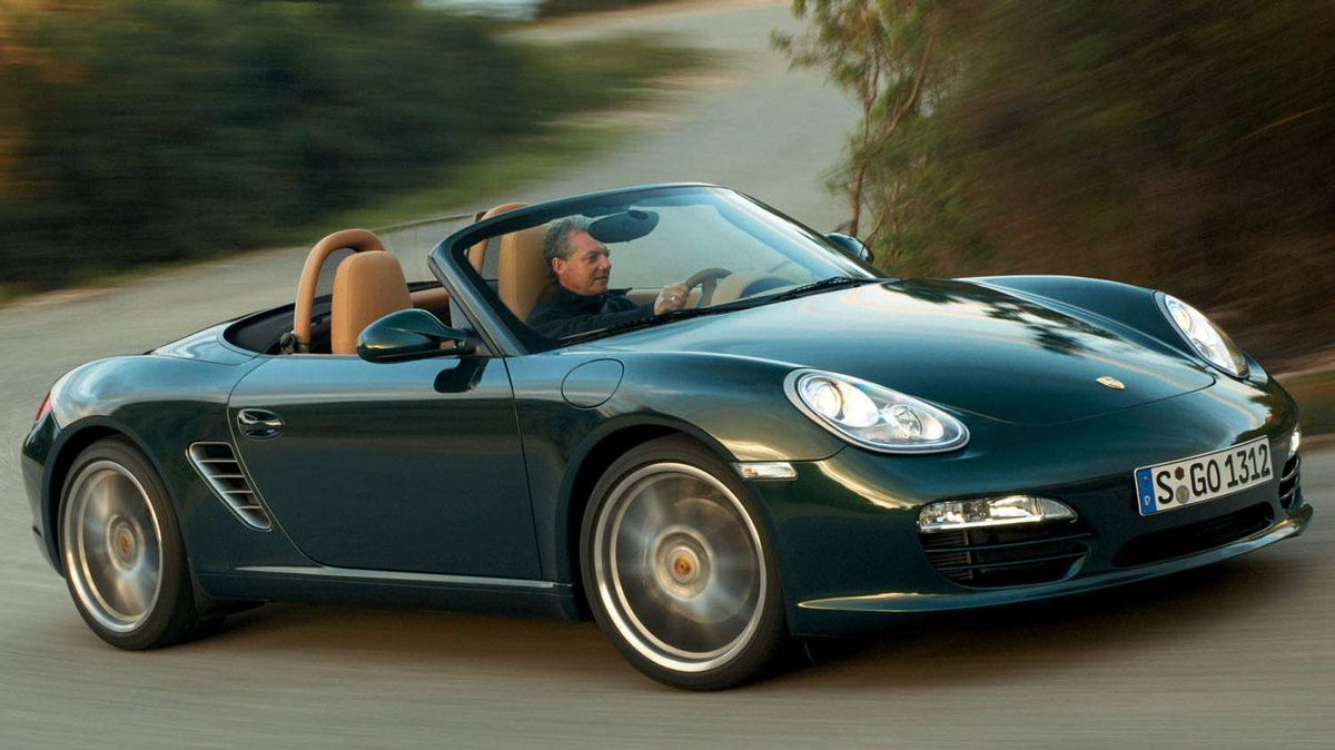 2010 Boxster