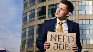 Young people face an increasingly difficult time in getting that first job.