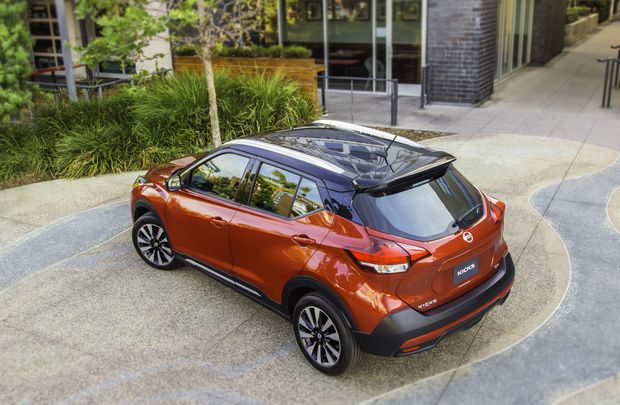 Review The All New Nissan Kicks Is A Compact Crossover Built For