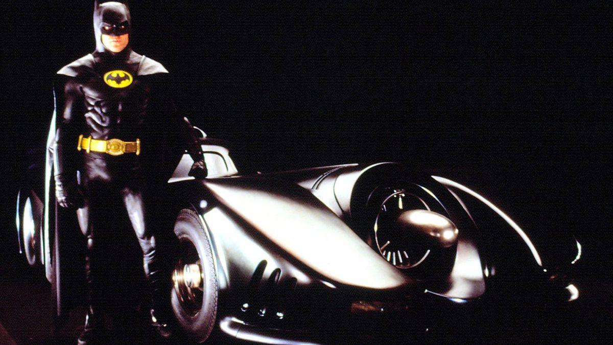 BATMAN FOREVER, Val Kilmer, 1995.