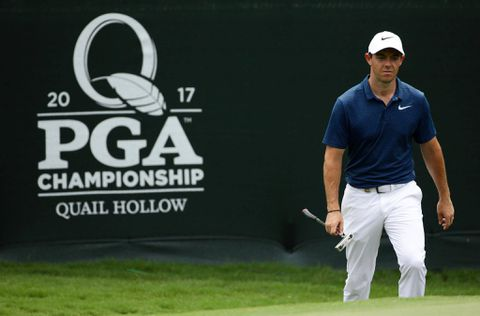 Rory McIlroy set to defend FedEx title