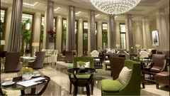 Corinthia, London: This 21st-century version of classic luxury is for those who like their hotels to live as largely as they do. The lobby chandelier is made from 1,001 Baccarat crystal baubles, a serious art collection adorns hotel walls and the first Harrod's hotel shop is here. From $705. - Mercedeh Sanati