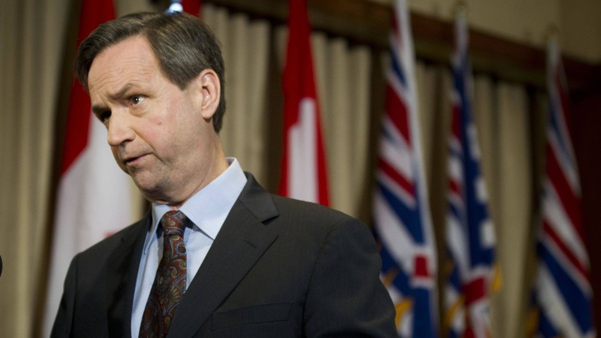 Education Minister George Abbott, seen Jan. 4, 2011, is planning on legistaltion to end the dispute with B.C. Teachers.