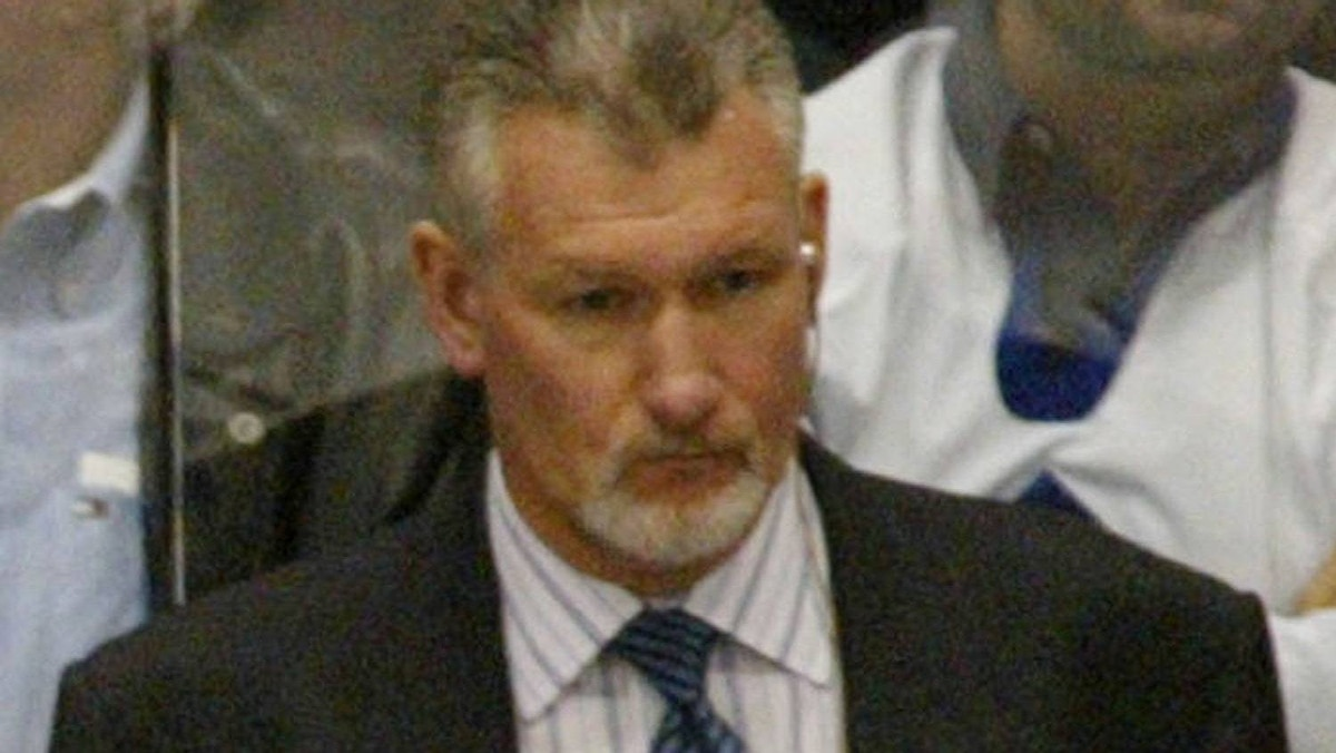 Montreal Canadiens' assistant coach Perry Pearn. FILE: REUTERS/Andrew Wallace