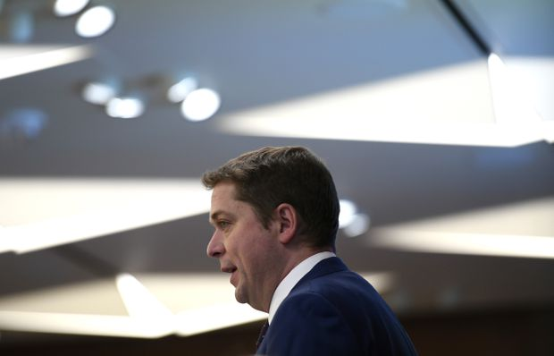 Scheer says Throne Speech shows Trudeau 'hasn't learned a thing', proposes amendment