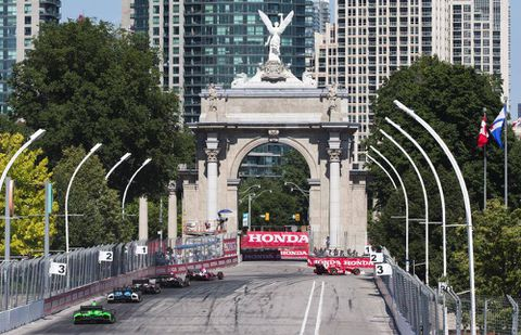 Toronto Indy reaches few TV viewers