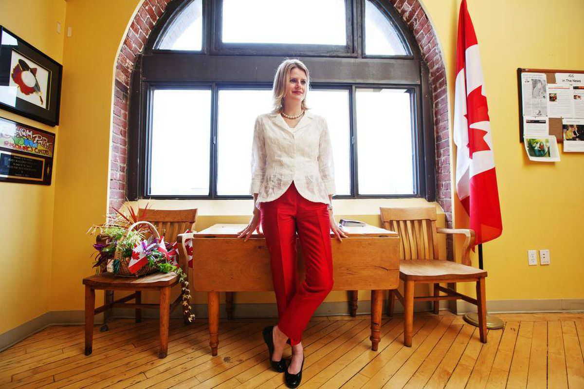 Jennifer Roberts for The Globe and Mail