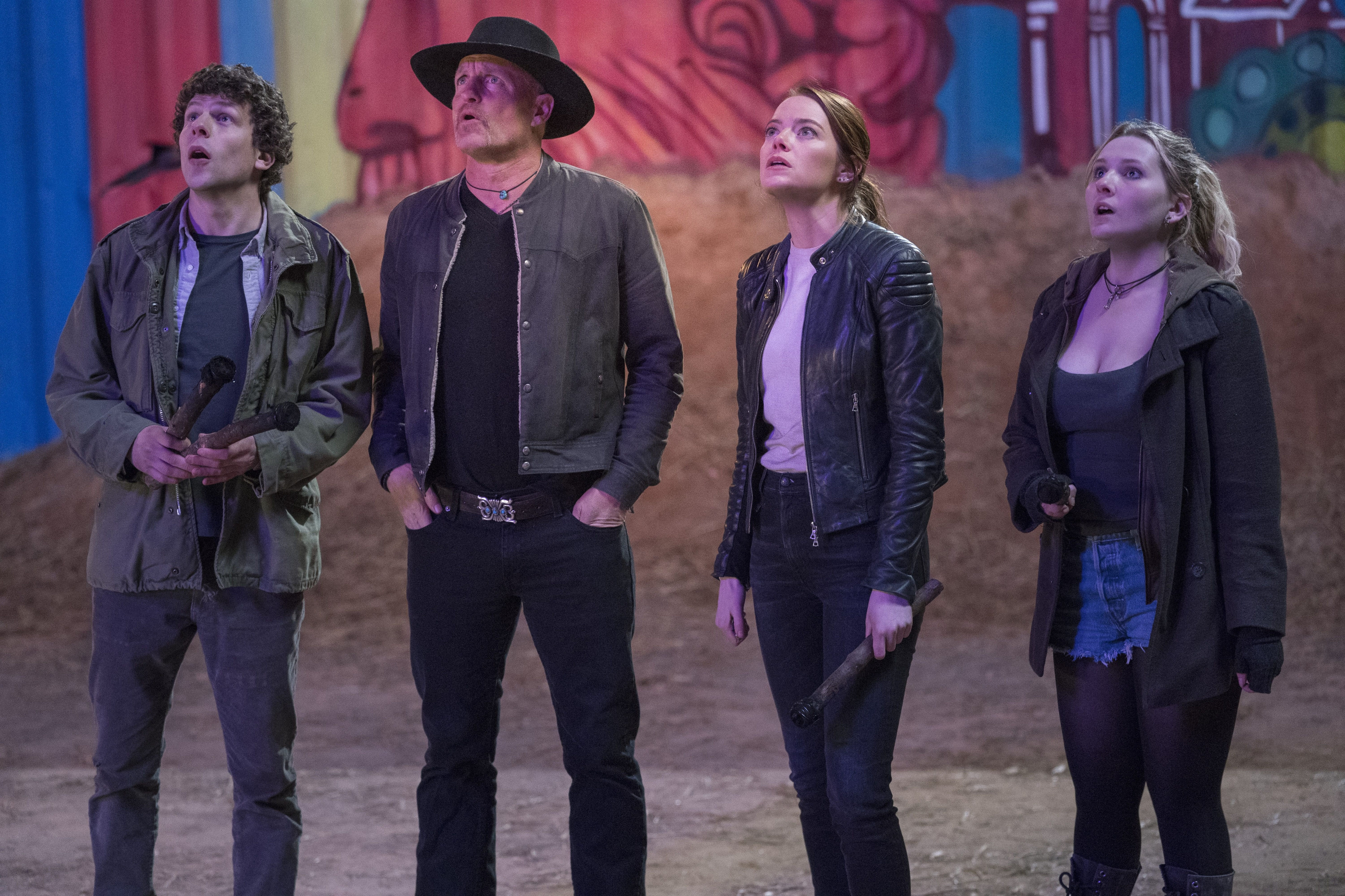Zombieland: Double Tap is the walking-dead comedy sequel you never knew you kinda didn't really need