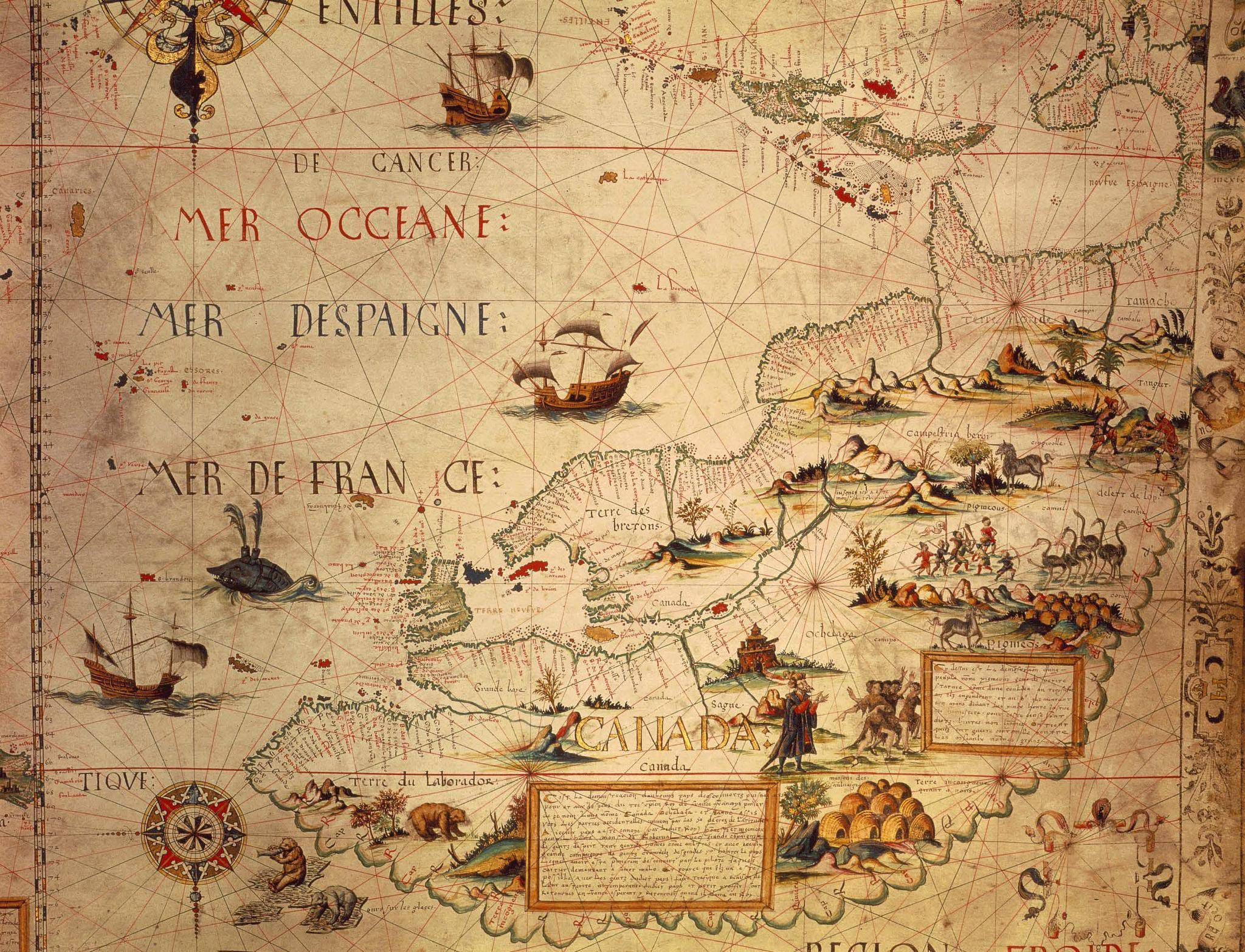 Review Perils Of Reading History >> Review Adams Shoalts S A History Of Canada In Ten Maps And
