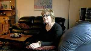 Judy Southon is pictured in the living room of her Toronto home on Sunday April 15, 2012.