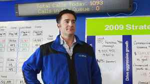 Brian Scudamore, founder and CEO of 1-800-GOT-JUNK.