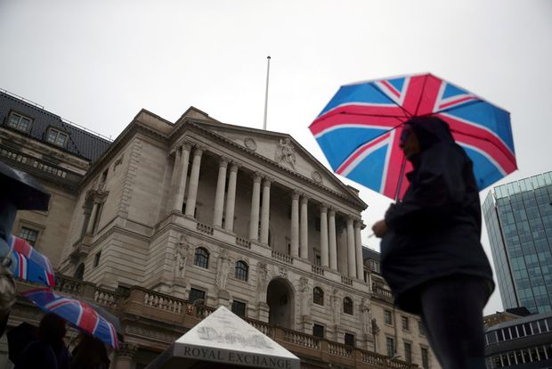 Bank of England holds interest rates over Brexit uncertainty