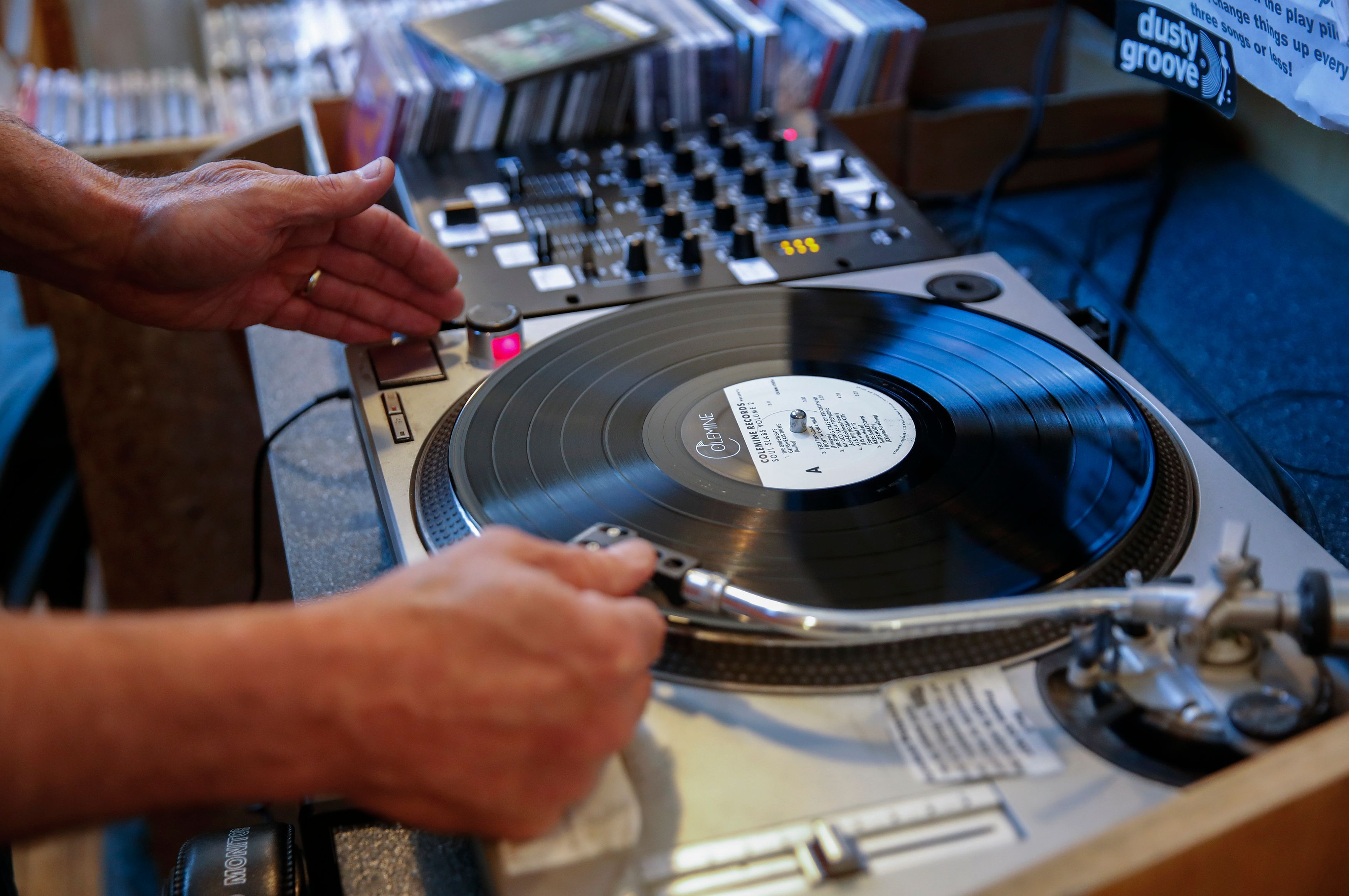 University of Victoria auctioning 10,000 items from its vinyl record library