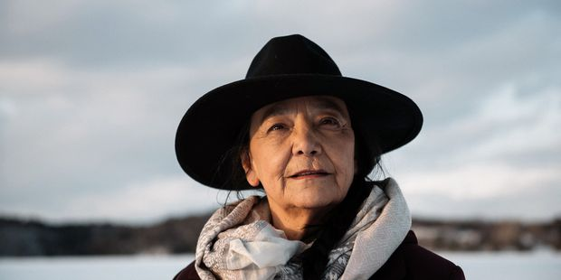The long-delayed, much deserved reintroduction of Tantoo Cardinal