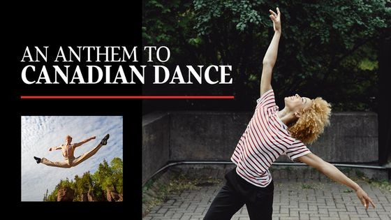 Video: Celebrating Canada Day with the music of Leonard Cohen and dancers from across the country